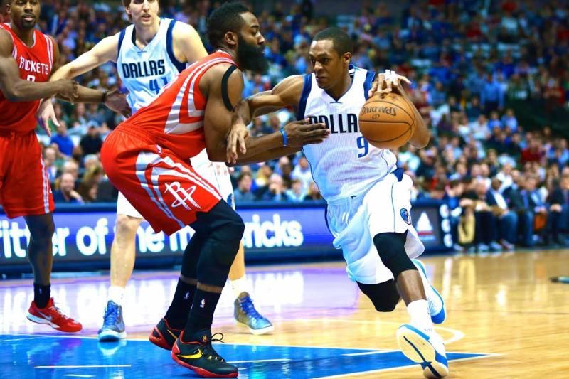 Dallas Mavericks - Houston Rockets