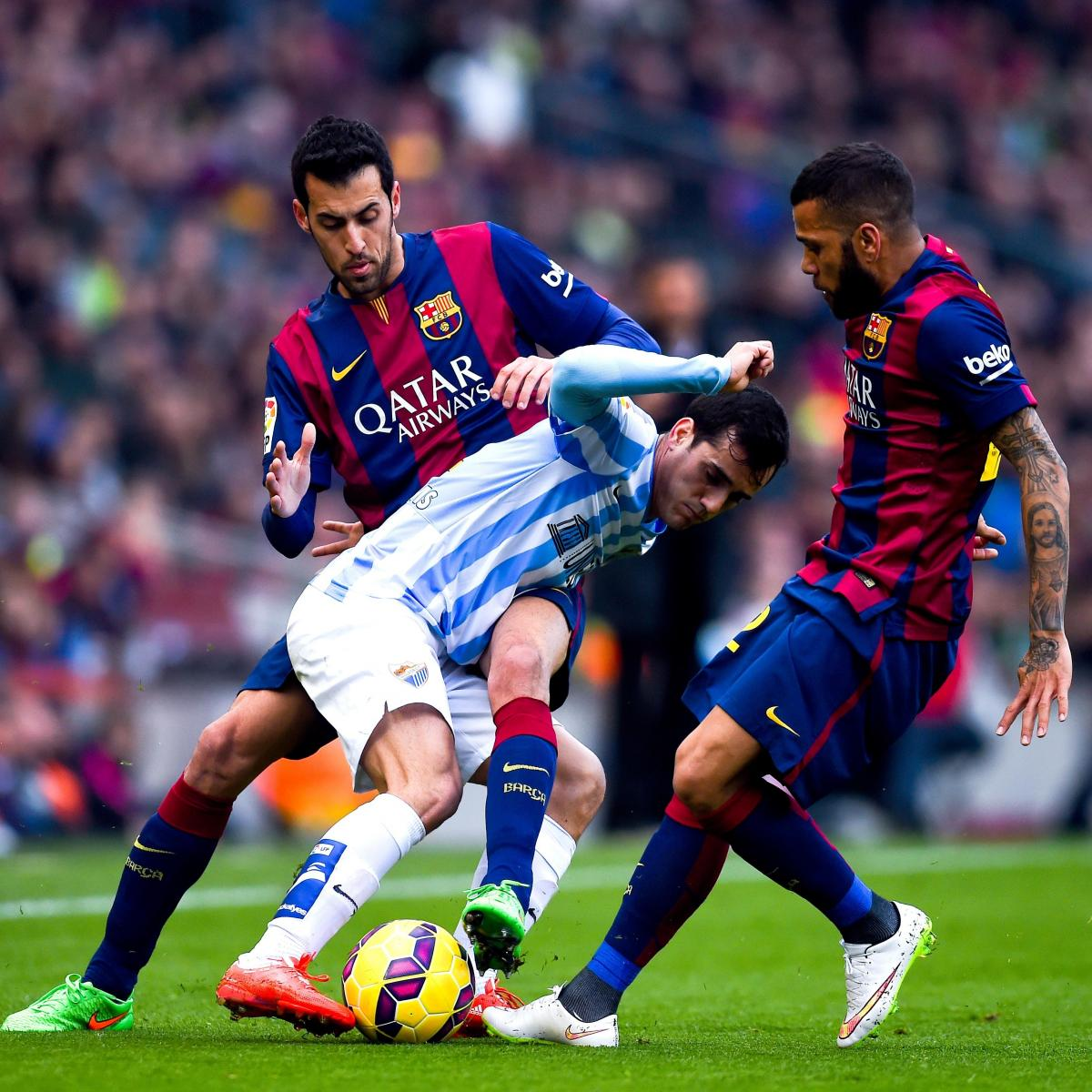 Apoel Vs Barcelona Score Grades And Reaction From: Barcelona Vs. Malaga: Score, Grades And Reaction From 2015
