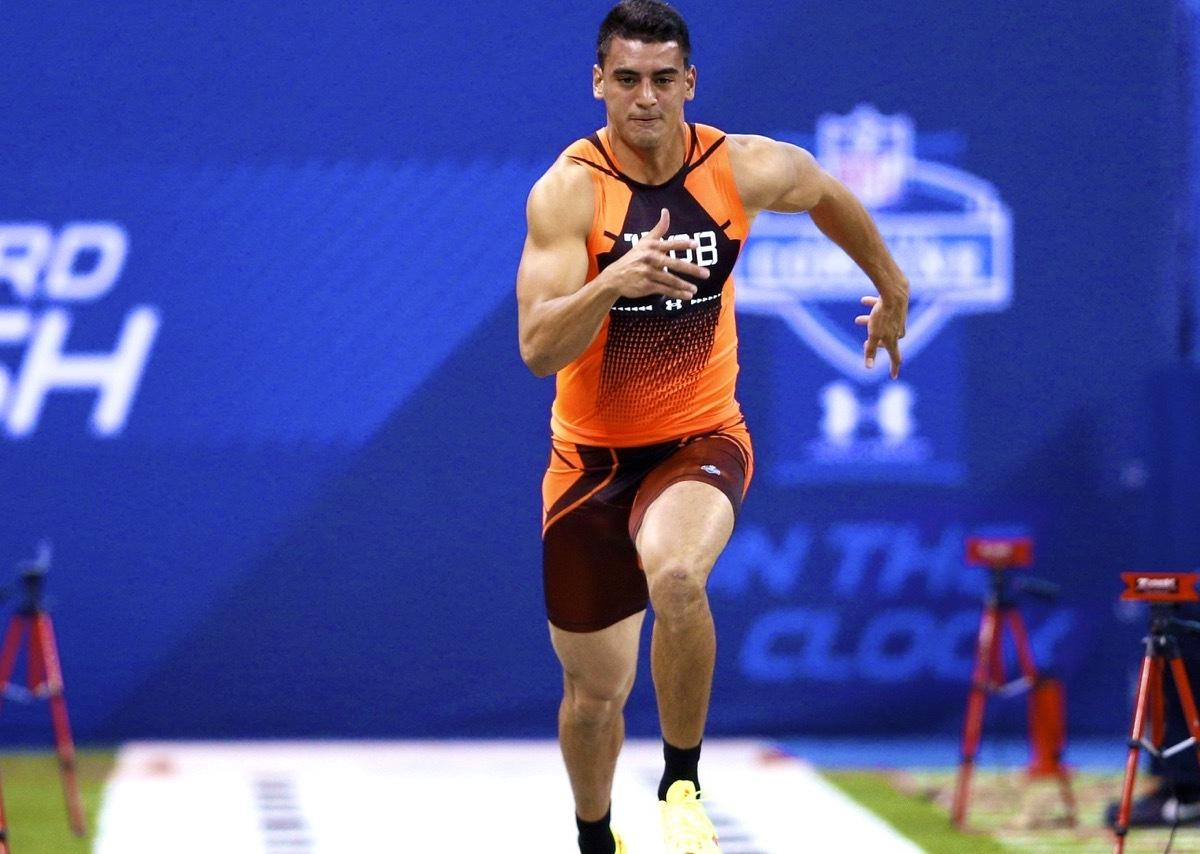 Marcus Mariota: 2015 NFL Combine Results, Highlights and ...
