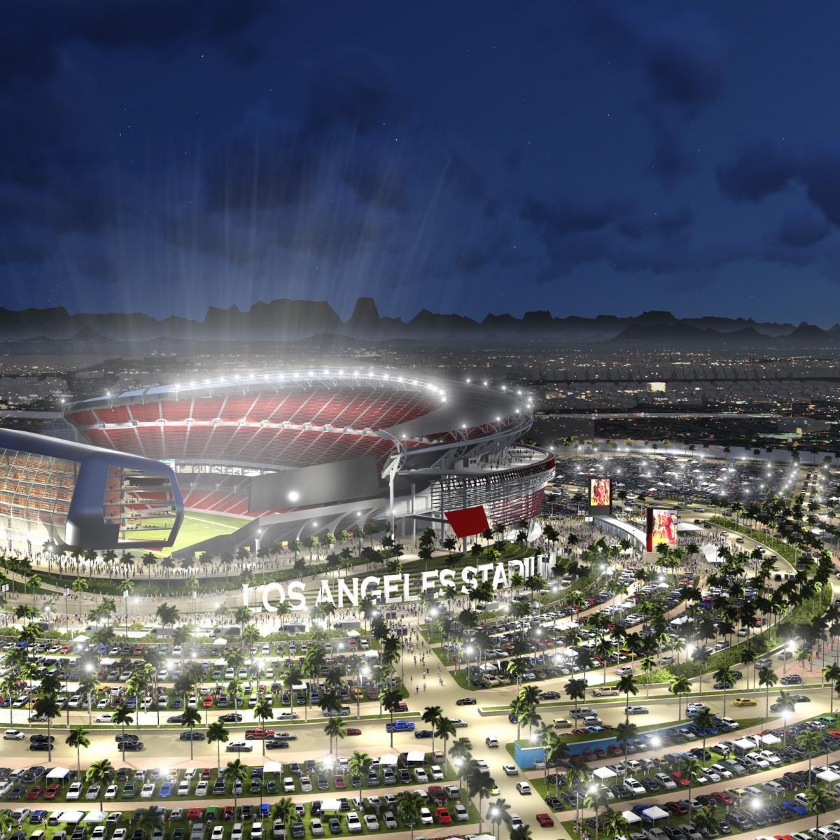 Chargers New Stadium: Raiders, Chargers Stadium Proposal Sends Message To