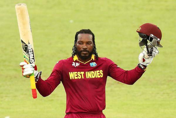 Chris Gayle Hits First 200 in Cricket World Cup History for West Indies |  Bleacher Report | Latest News, Videos and Highlights