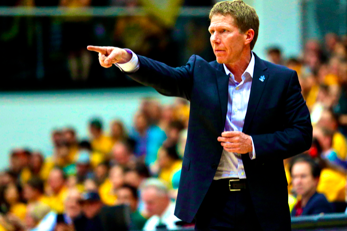 8d02a91f356 Why Well-Balanced Mark Few and Gonzaga Are the Perfect Marriage ...