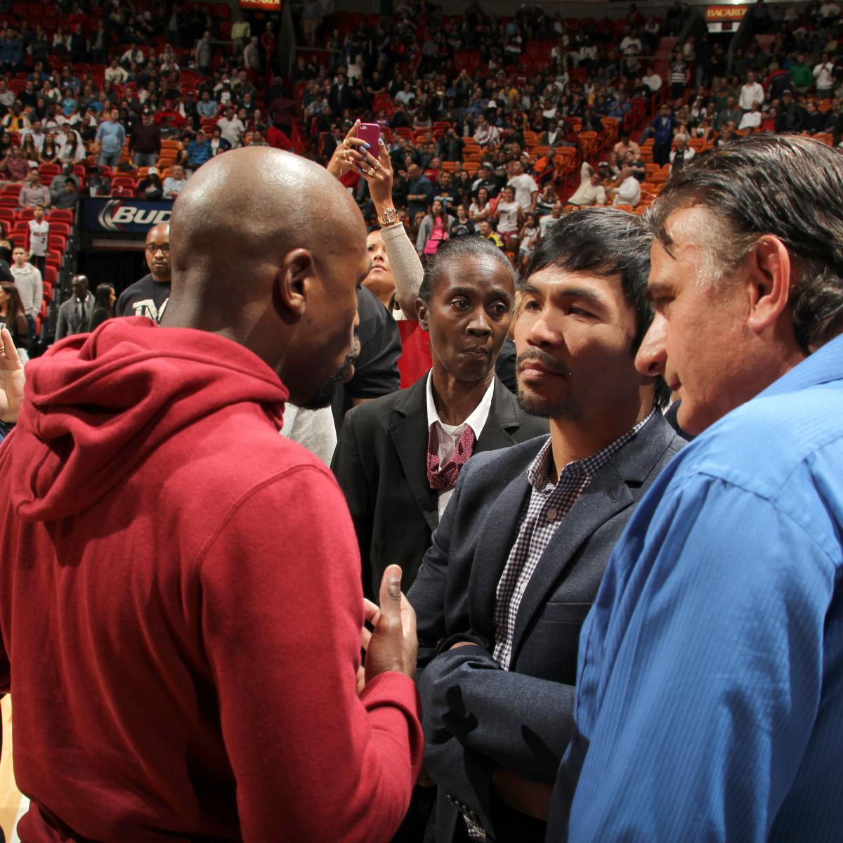 Mayweather-Pacquiao Undercard: Ranking The Best Potential