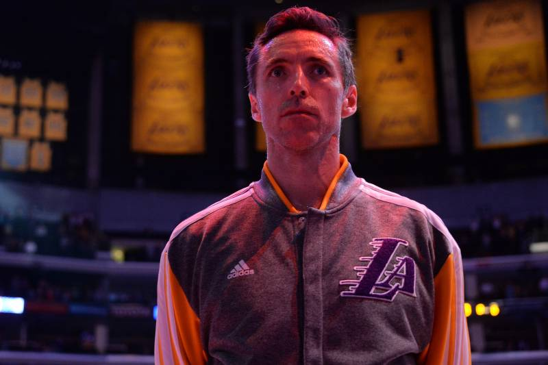 Steve Nash Calls Out Twitter Troll, References Temecula