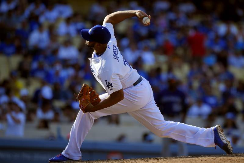 b066f08370d Chances of Kenley Jansen Replacement Options Winning Closer Job This Spring