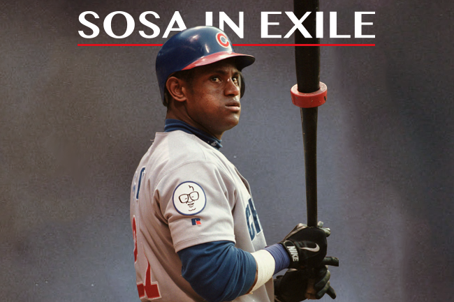 11fe93cb3 Sammy Sosa in Exile  There s Silence Rather Than Apology from Former Cubs  Star