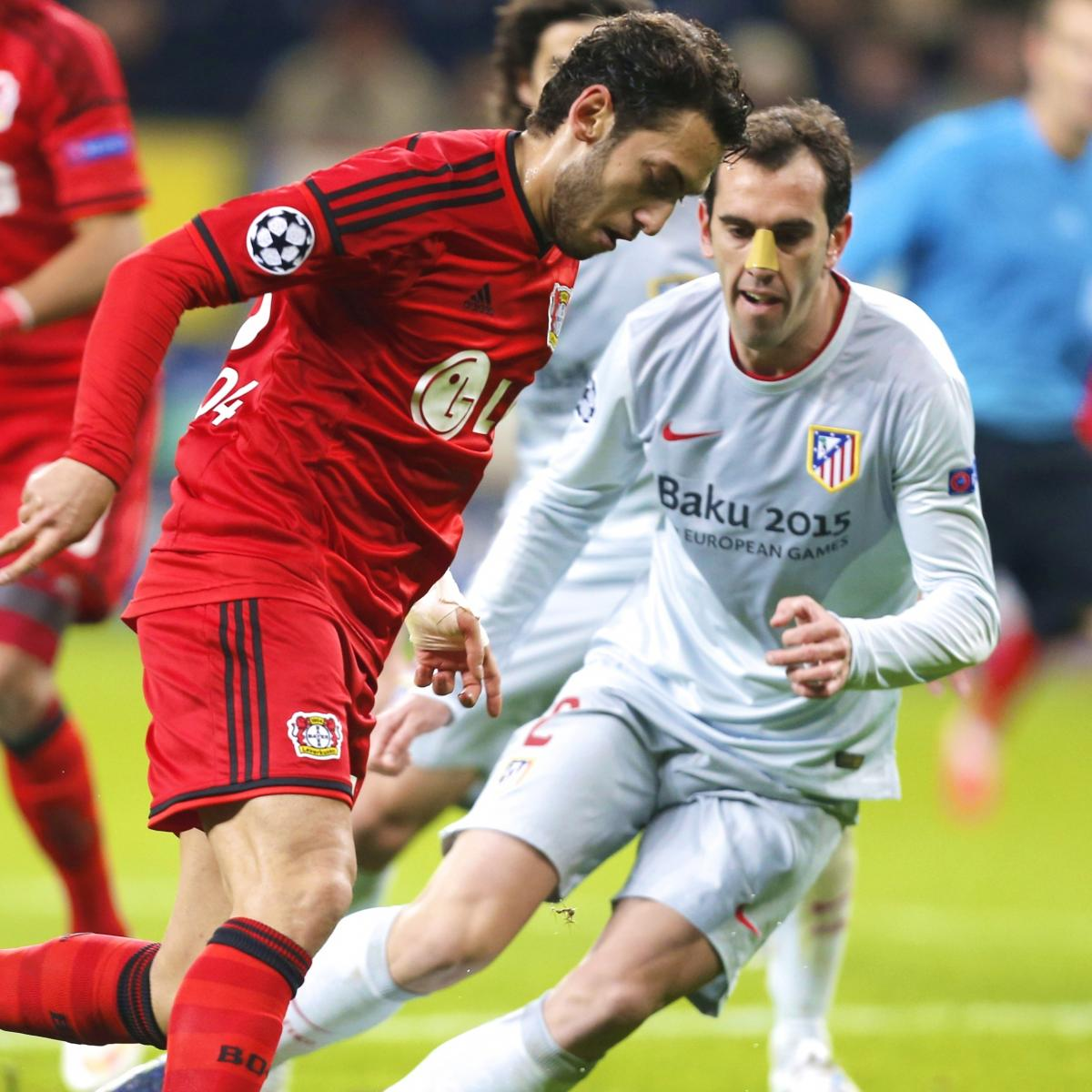 Leverkusen Vs Atletico