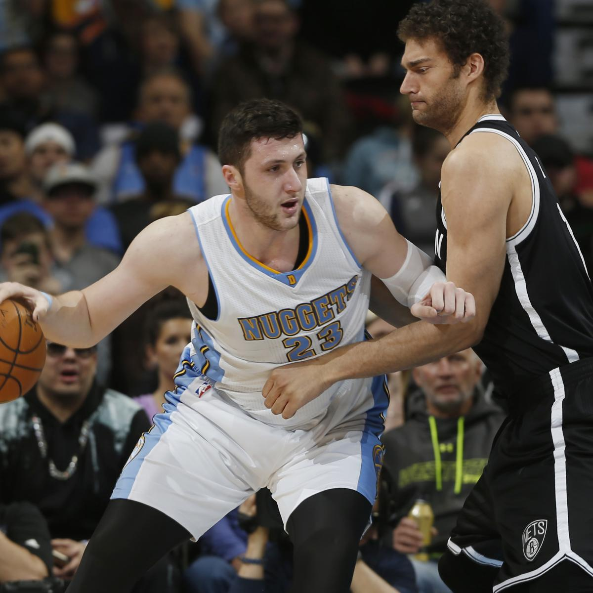 Jusuf Nurkic Injury: Updates On Nuggets Center's Ankle And