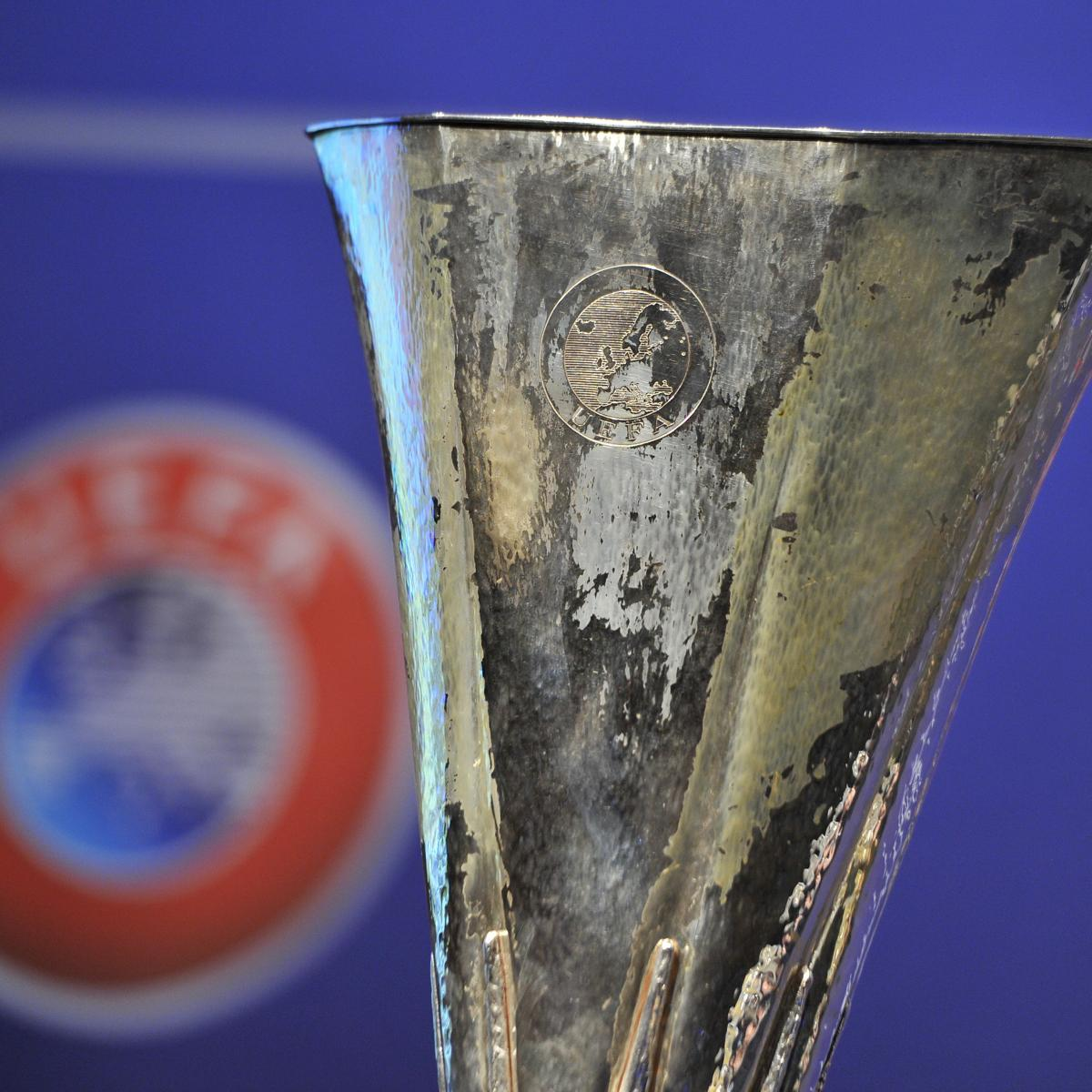 Europa League Round-of-16 Draw: Live Results, Highlights