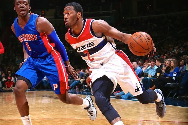 70619bdcccf4 Detroit Pistons vs. Washington Wizards 2 28 15  Video Highlights and Recap
