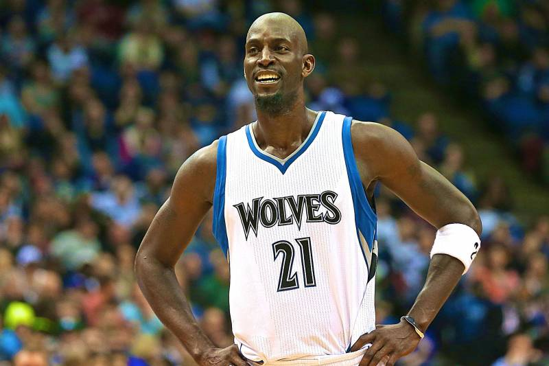 Kevin Garnett Purchases 1 000 Tickets For Timberwolves Fans To