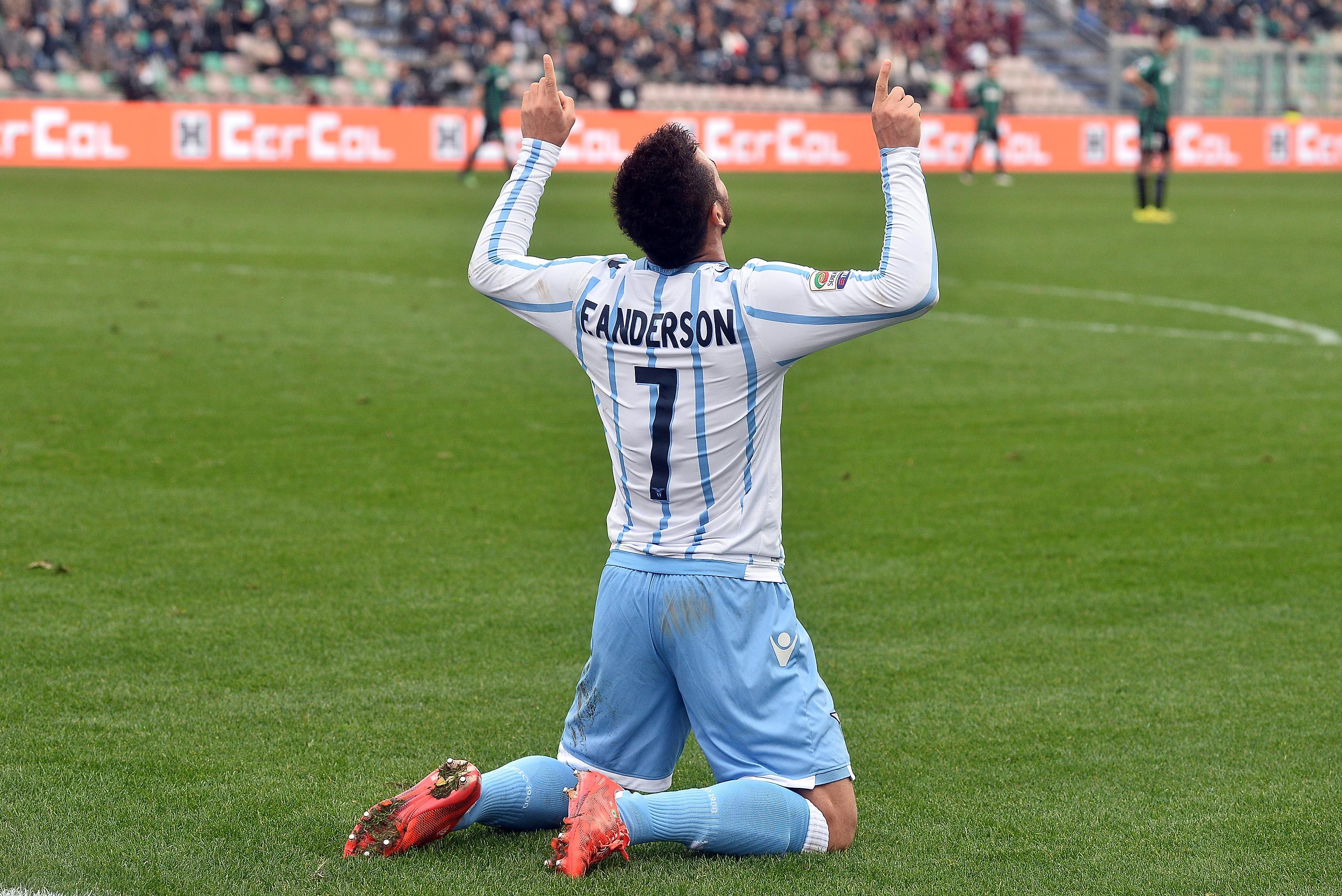Felipe Anderson Can Fire Lazio to Coppa Italia Win over Napoli | Bleacher  Report | Latest News, Videos and Highlights