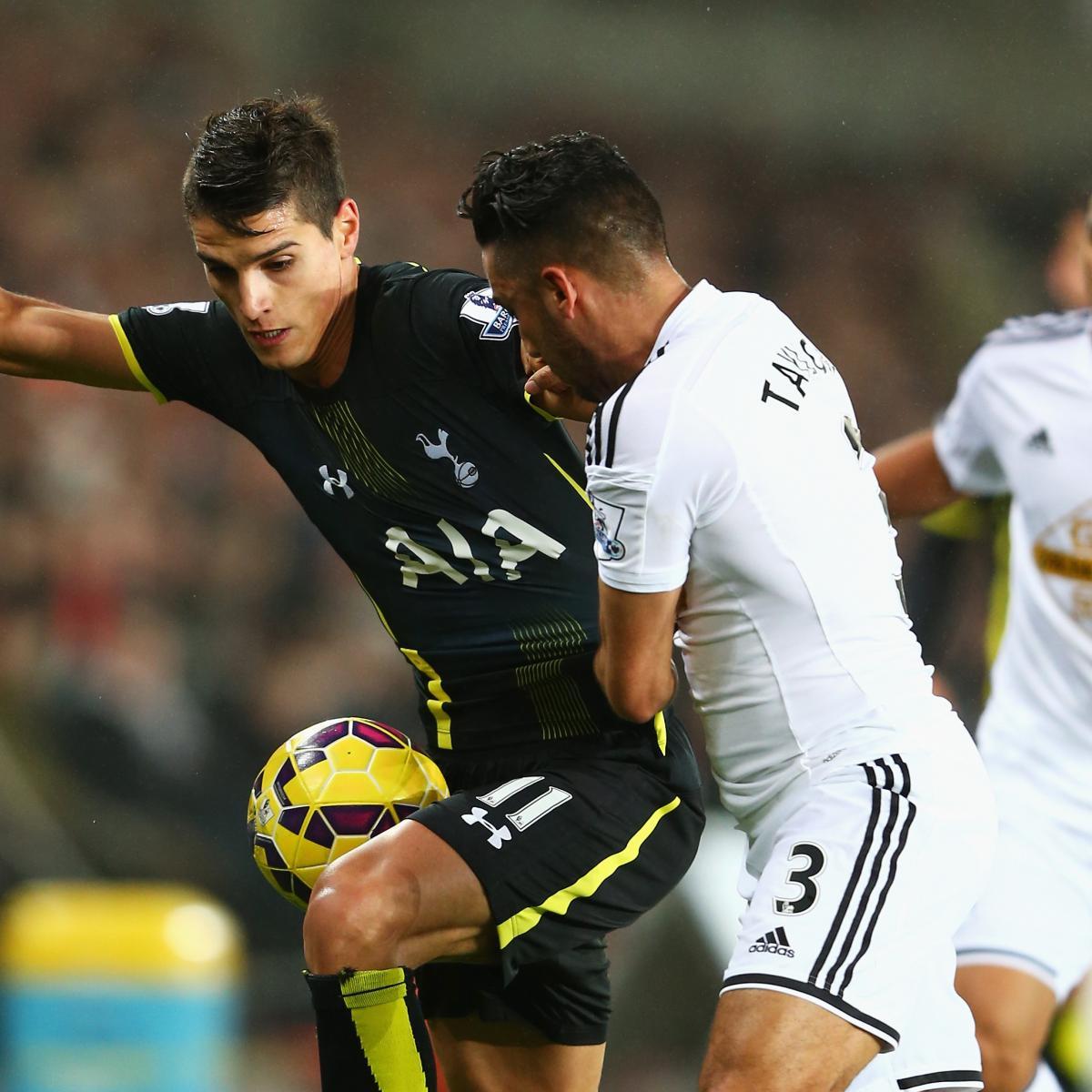 Tottenham vs. Swansea: Team News, Predicted Line-Ups, Live ...