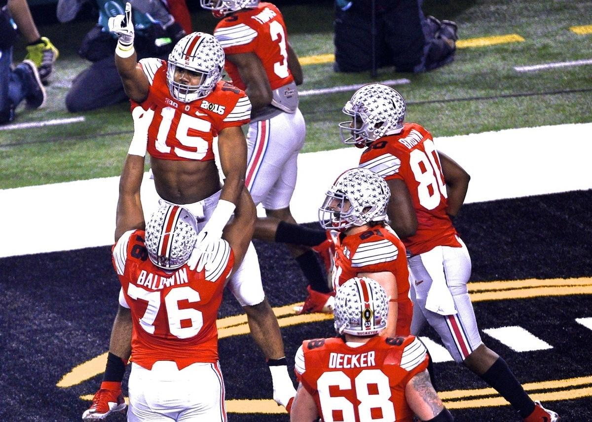 The 40-Hour Weeks That Led to Ohio State's National Championship