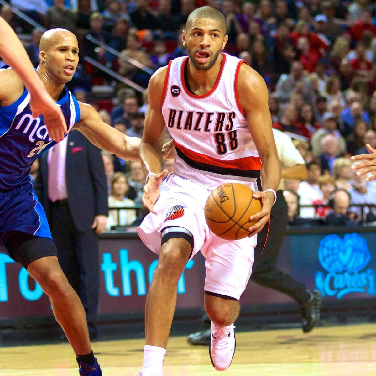 Blazers Score: Dallas Mavericks Vs. Portland Trail Blazers: Live Score