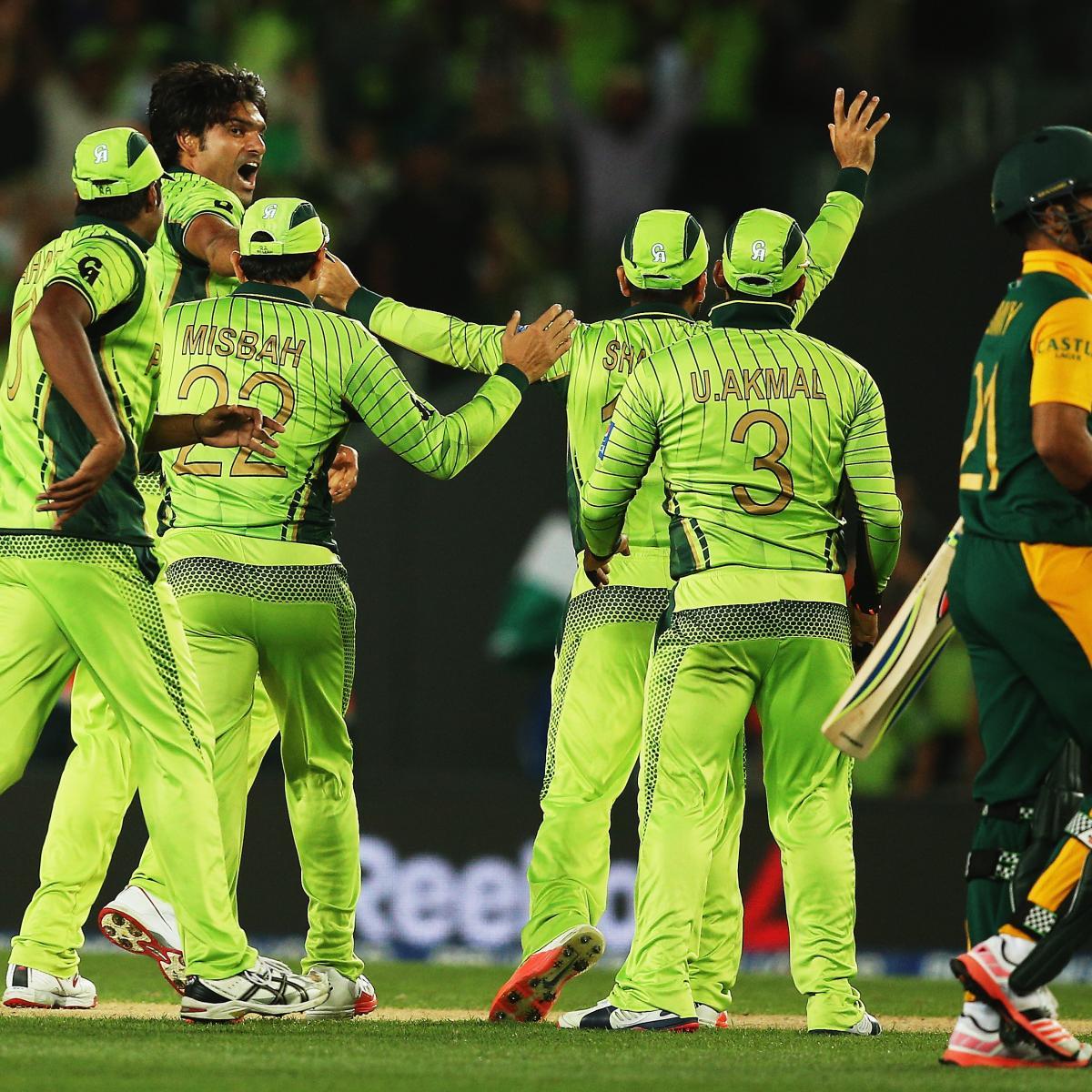 South Africa vs. Pakistan: Highlights, Scorecard, Report ...