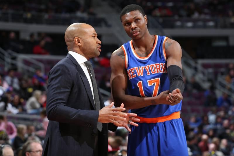 59916e4ade8 Derek Fisher Will Get Fair Assessment as New York Knicks' Coach Next ...