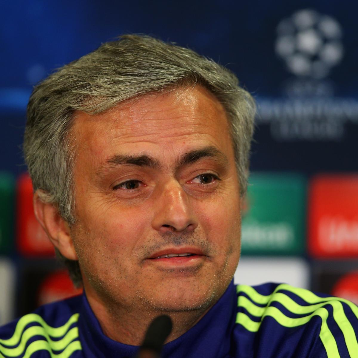 Psg Retain Champions League Favouritism Ahead Of: Jose Mourinho Rules Out Chelsea Win Bonuses Ahead Of PSG