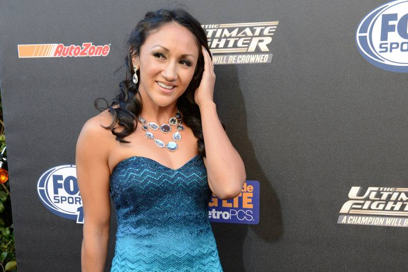 UFC Champ Carla Esparza Happy to Be Different, Prepares for Long Run