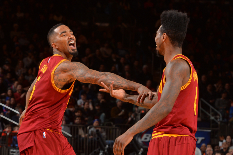 Former Knicks Proving Fit, Opportunity Is Everything with Cleveland Cavaliers