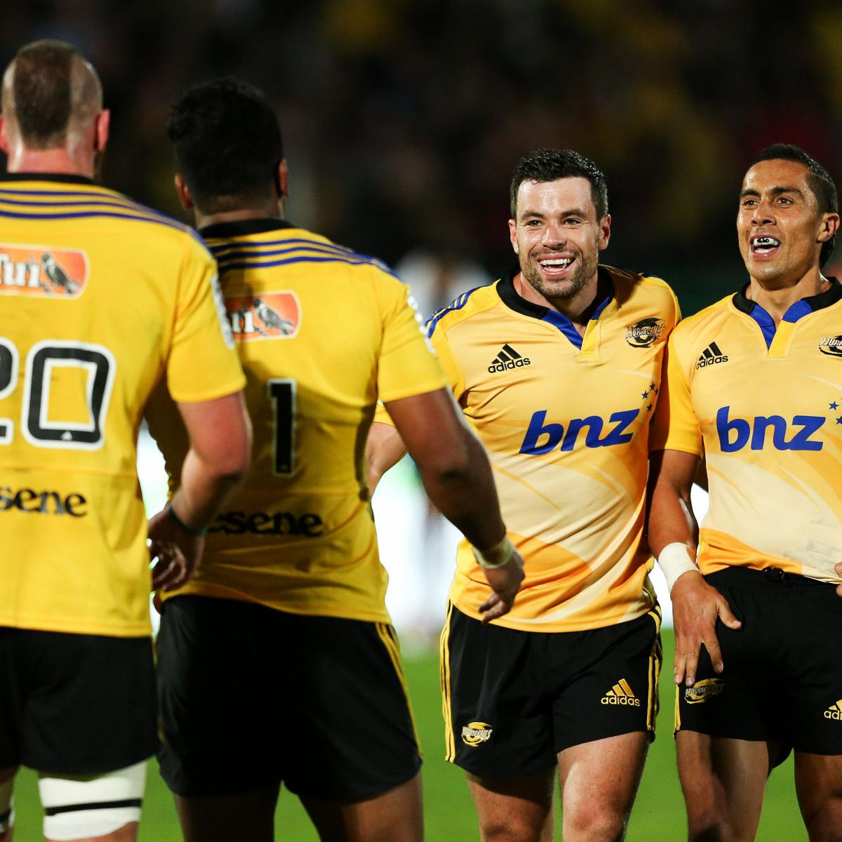 Super Rugby: Is This Hurricanes Team The Real Deal