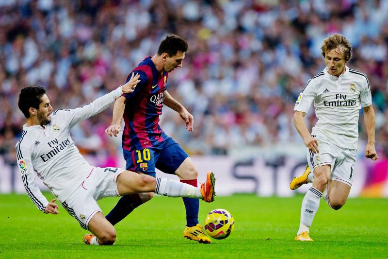 Barcelona vs  Real Madrid: Records and Head-to-Head Ahead of