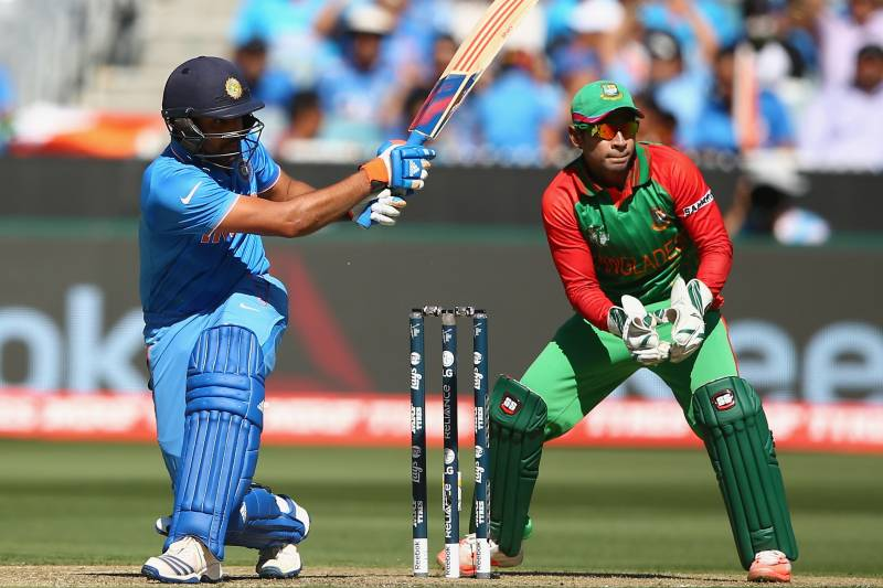 Bangladesh vs  India: Live Scorecard, Highlights from
