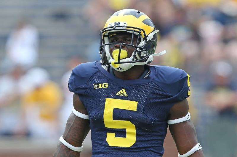 the best attitude 117ab 9c78a Michigan Football: Wolverines Need Jabrill Peppers to Own ...