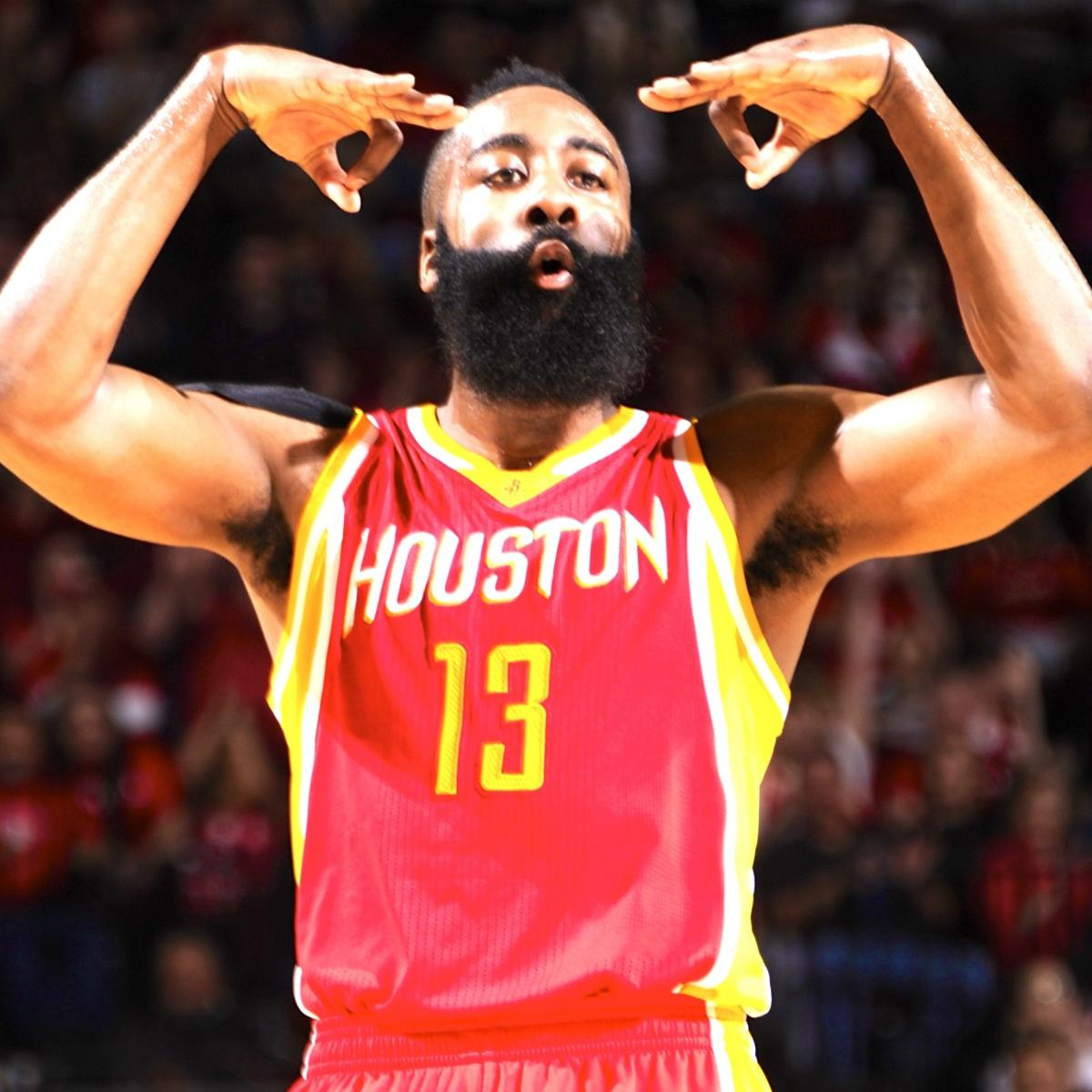 James Harden Quadruple Team: What Else Does James Harden Have To Do To Prove He's NBA's