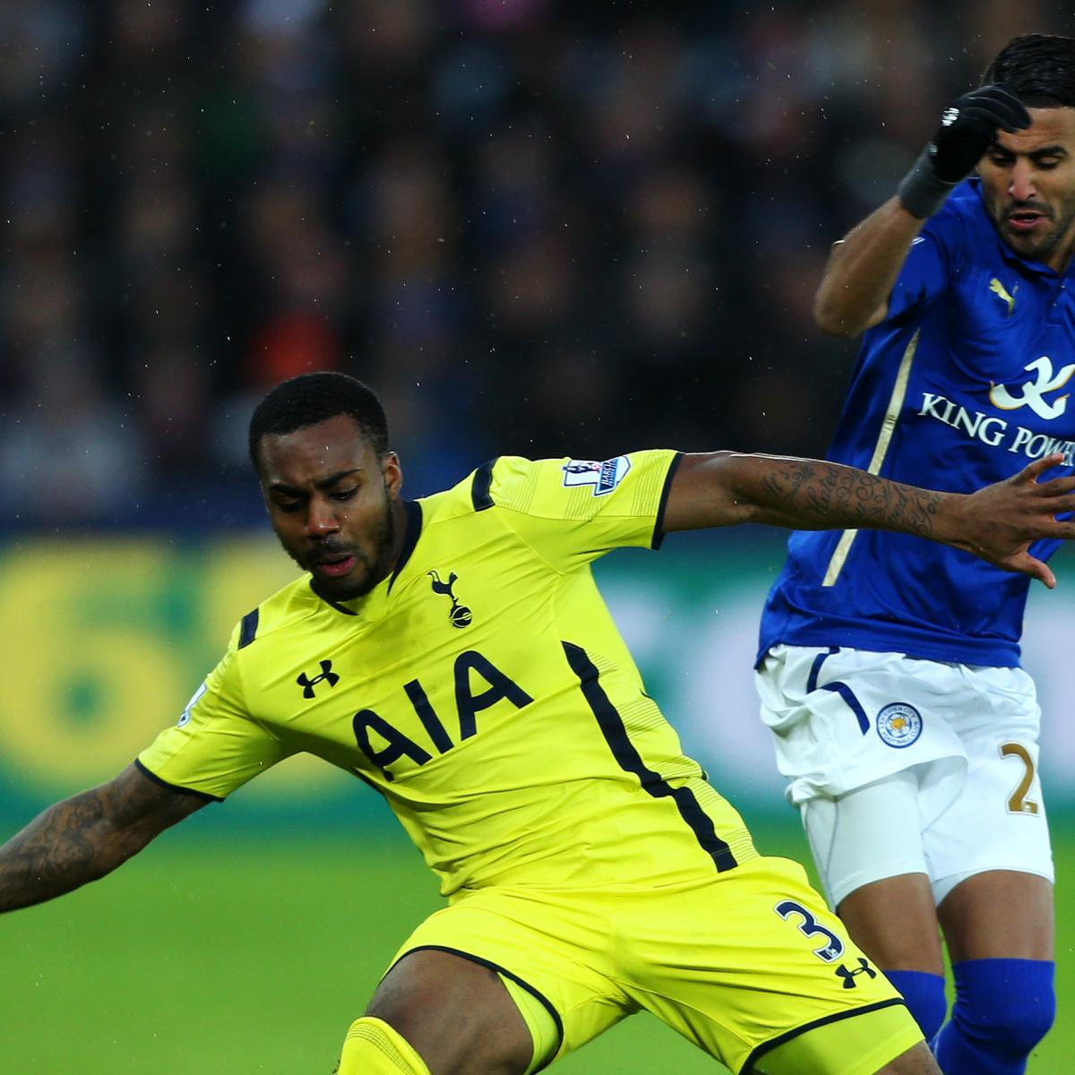 Tottenham Vs Ajax Tickets Away End: Tottenham Vs. Leicester: Team News, Predicted Line-Up