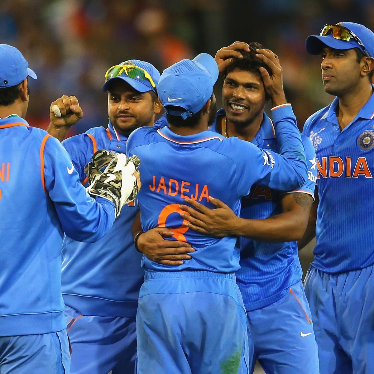 Cricket World Cup 2015 Schedule: Semi-Final Fixtures