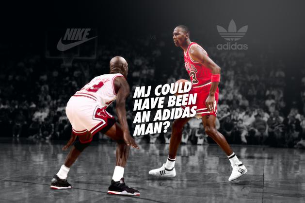 online retailer d182f 6ab1e Report  Adidas Didn t Offer Michael Jordan a Sponsorship   Bleacher Report    Latest News, Videos and Highlights
