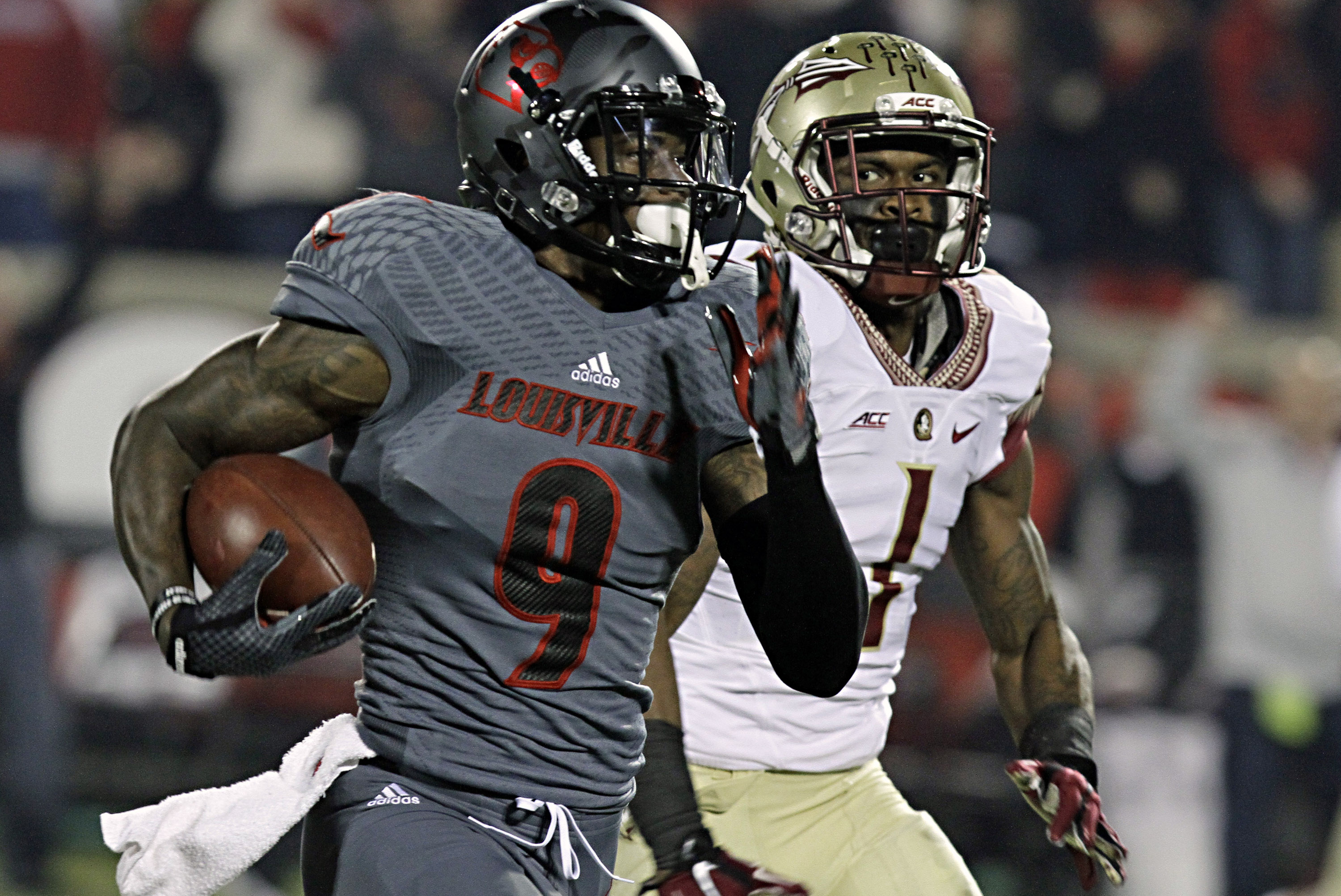 Devante Parker Hype Is Too High Louisville Wr Still Well