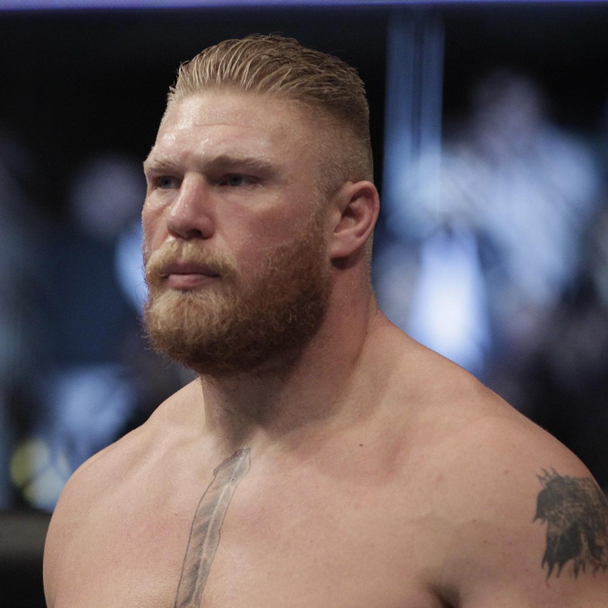 Brock Lesnar's Final Exit Leaves UFC Fans with ...