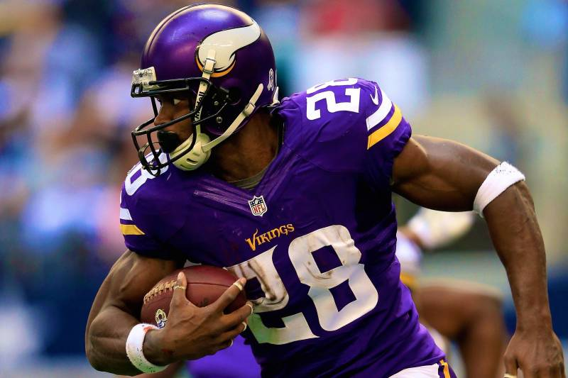 e81448cf What Is Adrian Peterson Really Worth? | Bleacher Report | Latest ...