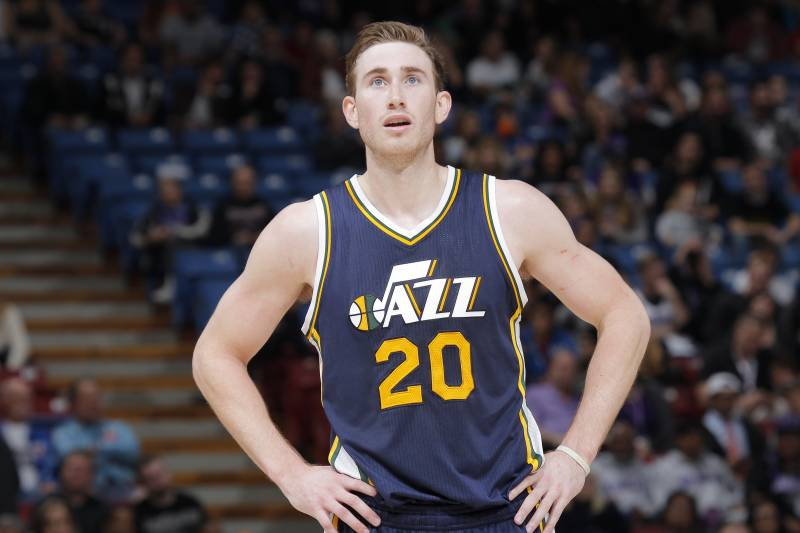 Gordon Hayward Injury Updates On Jazz Star S Foot And Return Bleacher Report Latest News Videos And Highlights
