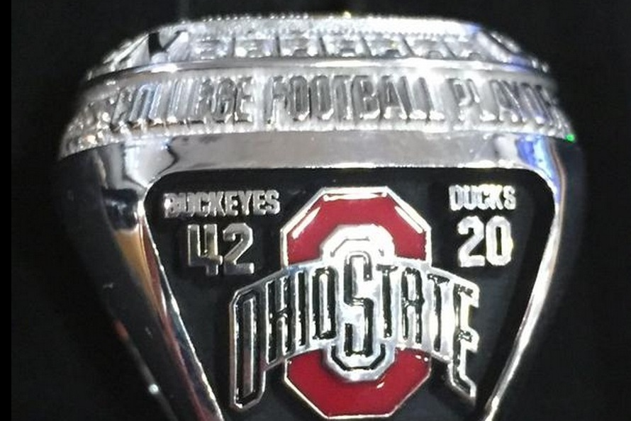 Let S Take A Look At Ohio State S New Cfp Championship