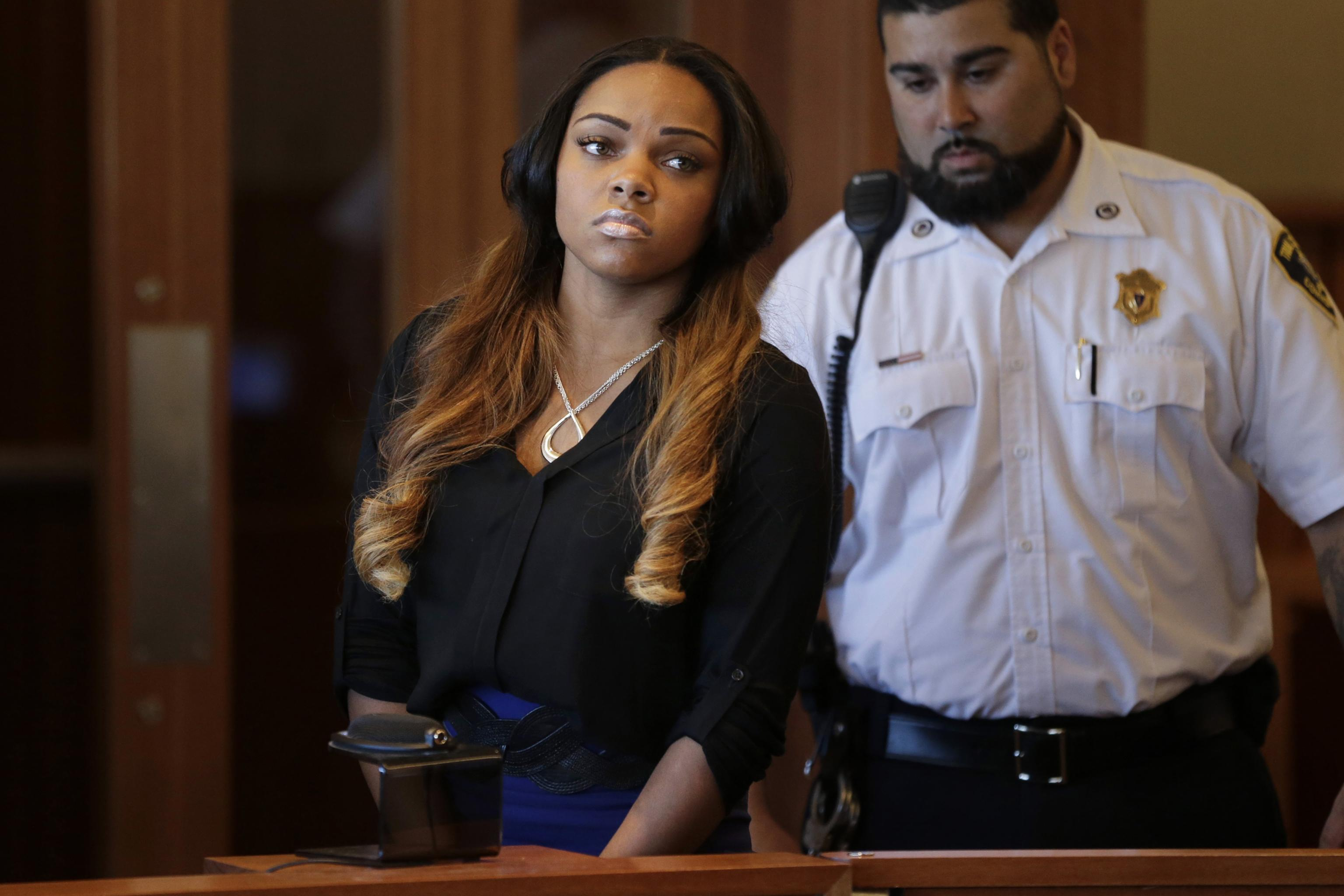 Aaron Hernandez Trial Top Takeaways From Fiancee Shayanna Jenkins Testimony Bleacher Report Latest News Videos And Highlights