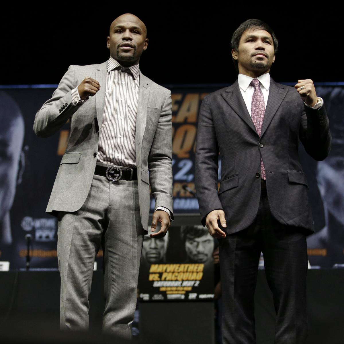 Mayweather Vs. Pacquiao: Showtime To Air 4-Part Fight