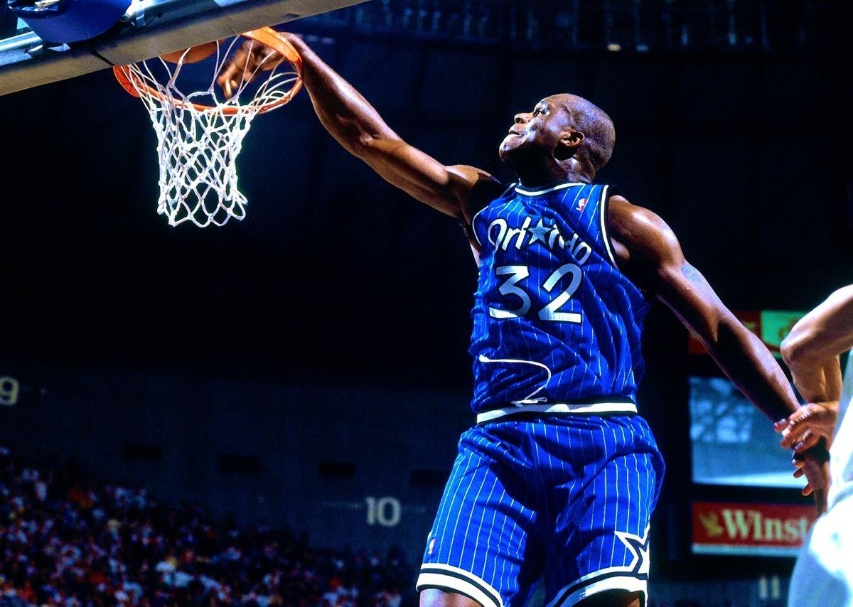 huge discount 53cdd 5a210 Shaq Says He  Would ve Stayed  in Orlando If He Had a Mulligan