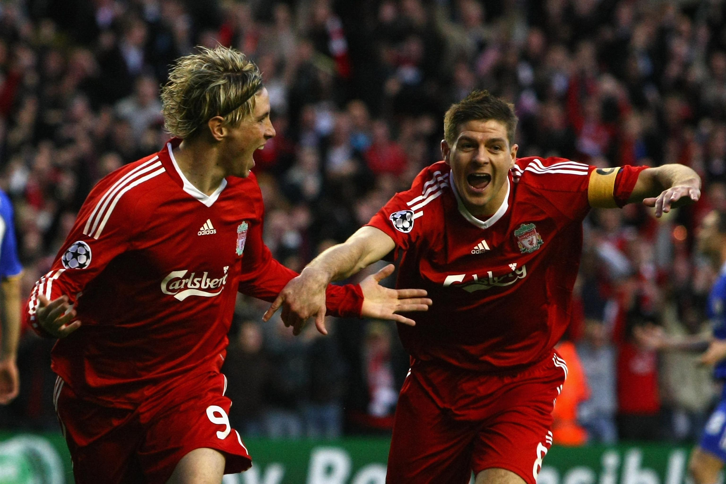 Fernando Torres Calls Steven Gerrard 'By Far' the Best Player He's ...