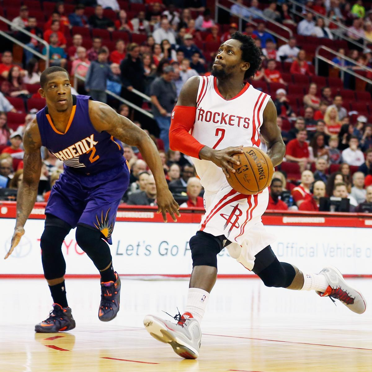 Houston Rockets Zach Lowe: Patrick Beverley Injury Update: Rockets Star Out For