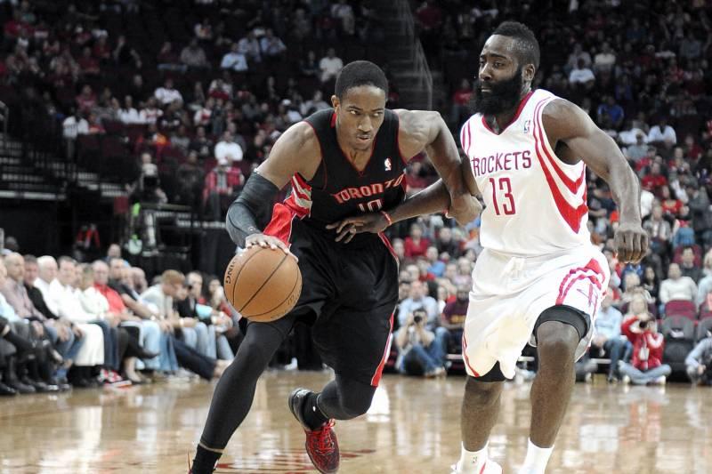 Houston Rockets Vs Toronto Raptors Postgame Grades And