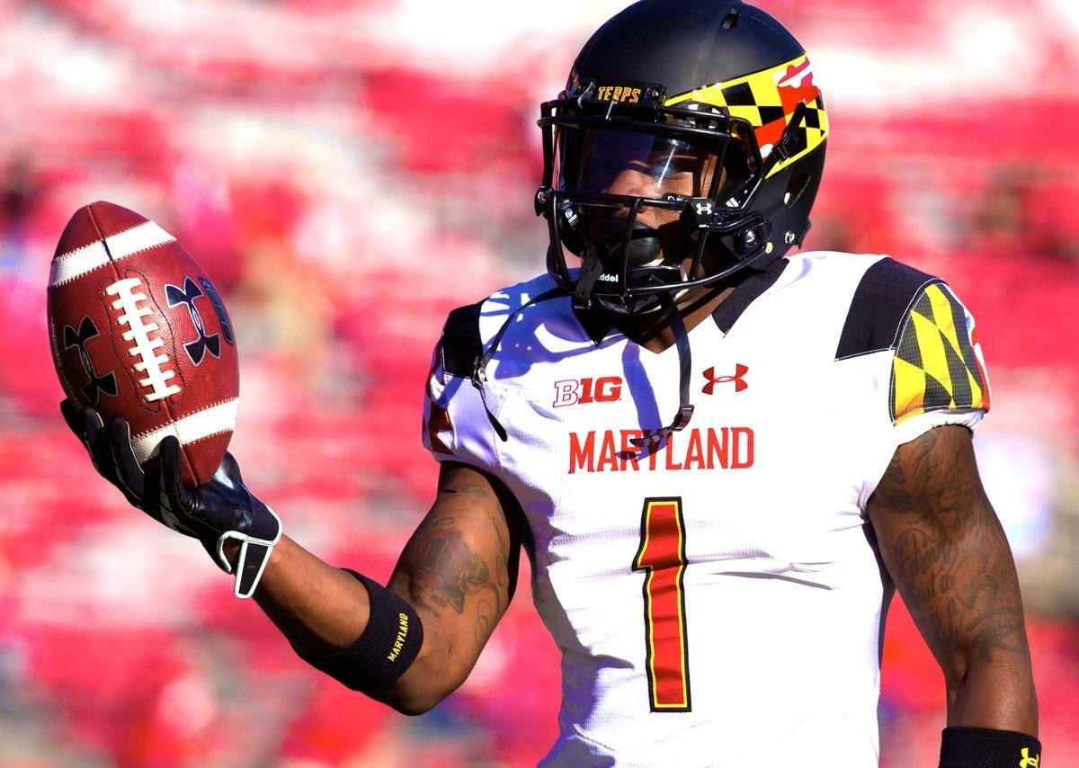 Why Maryland S Stefon Diggs Could Be The Biggest Wr Steal Of The 2015 Nfl Draft Bleacher Report Latest News Videos And Highlights