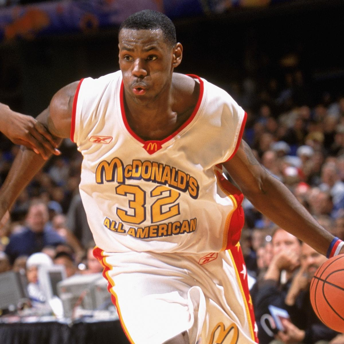 Remembering Mcdonald S All American Game Performances Of