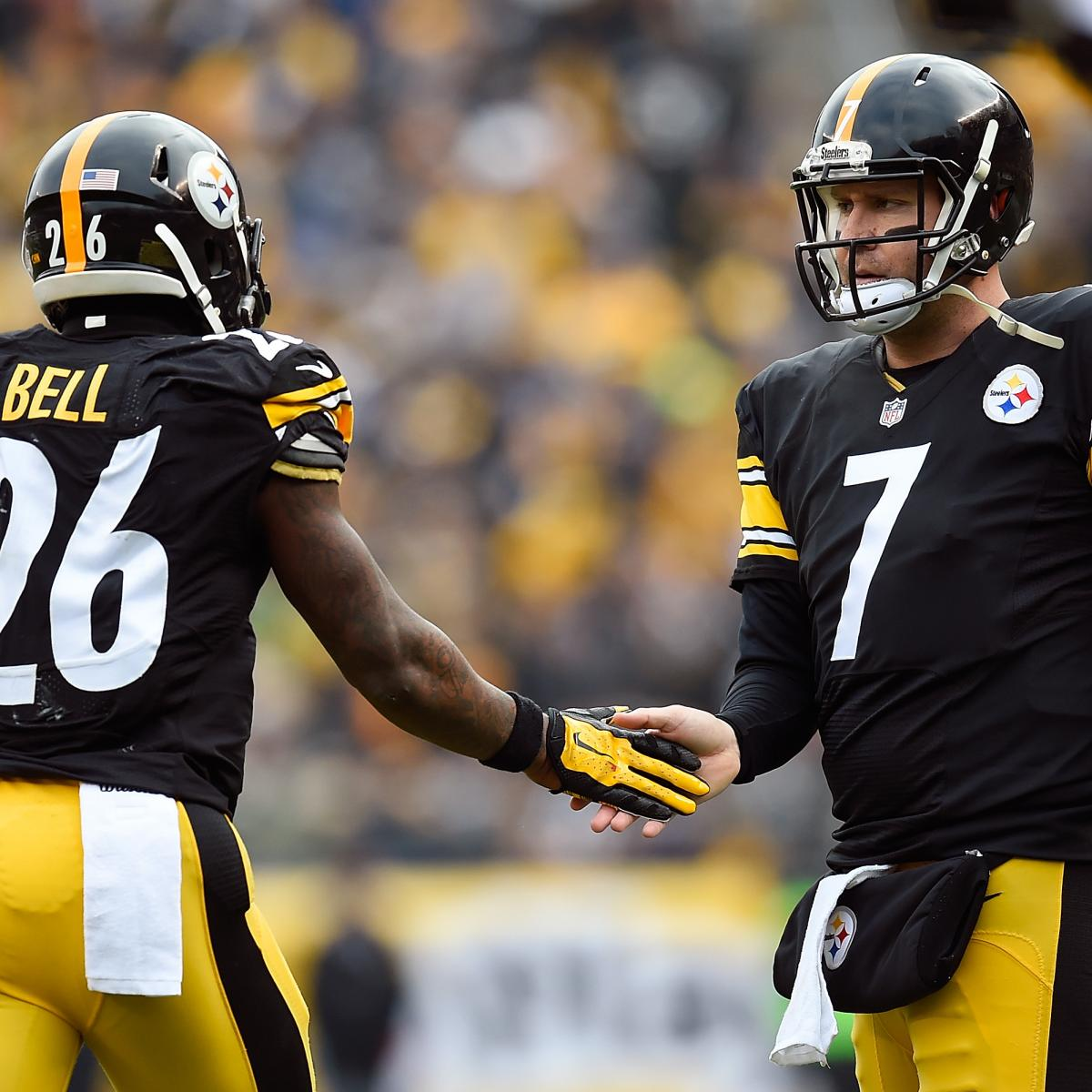 Projecting Pittsburgh Steelers' Depth Chart After Peak of ...Steelers Depth Chart