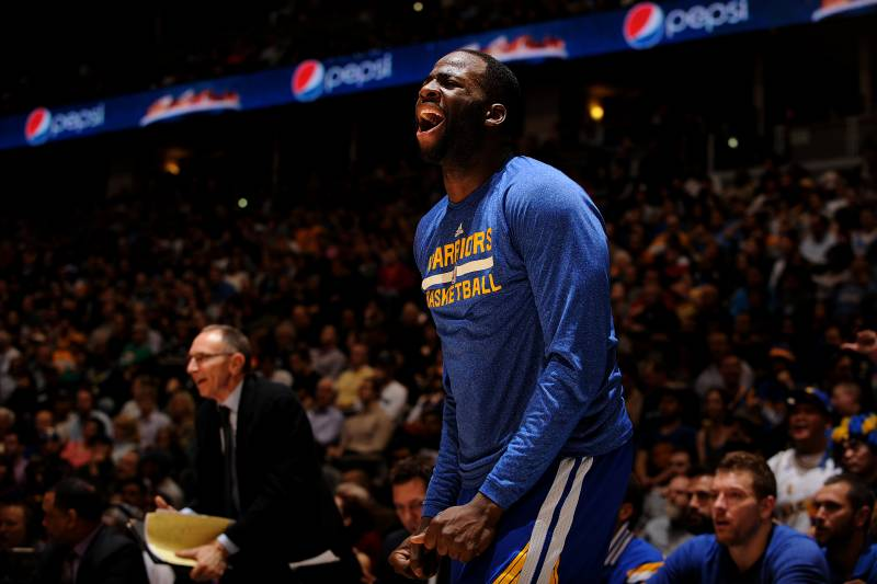 a9353a8c4ab7 Why Draymond Green Is Quickly Becoming One of NBA s Most Prized ...