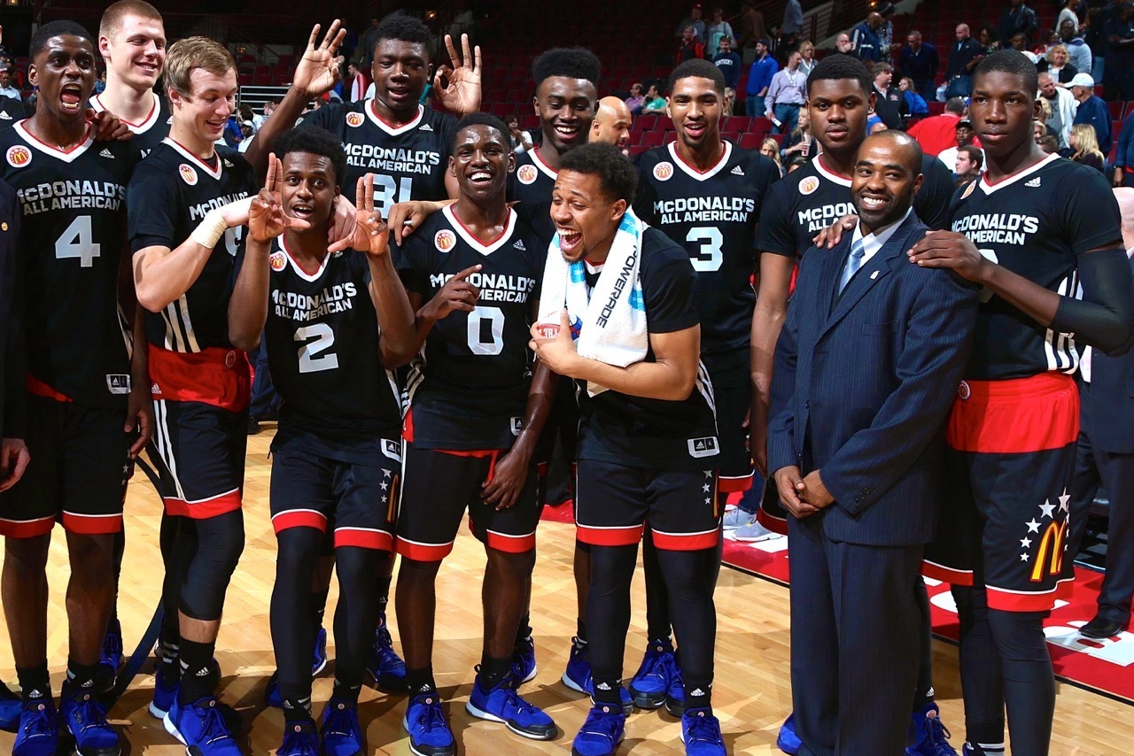 2015 McDonald's All American Game: Report Card for Every ...