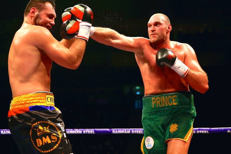 Tyson Fury Reportedly Holds Bellator Talks Ahead of Potential MMA Fight