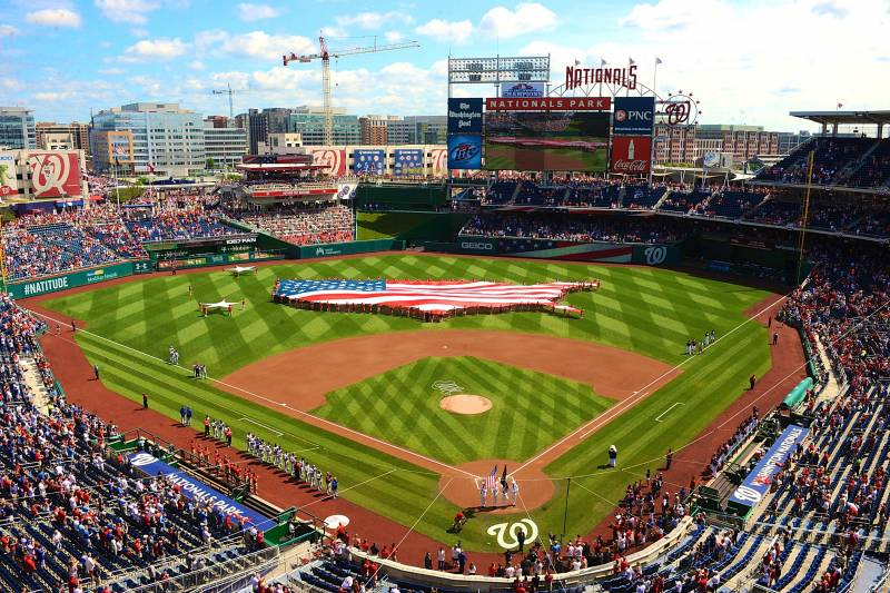 78a5f803 2018 MLB All-Star Game: Nationals Park Reportedly to Host Summer Showcase